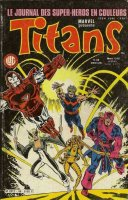 Grand Scan Titans n° 86